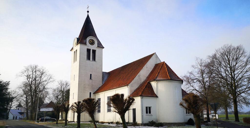 Martini-Kirche Oppenwehe