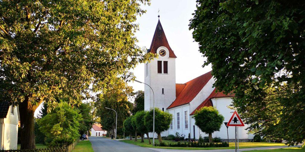 Kirche Oppenwehe
